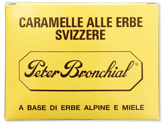 PETER BRONCHIAL