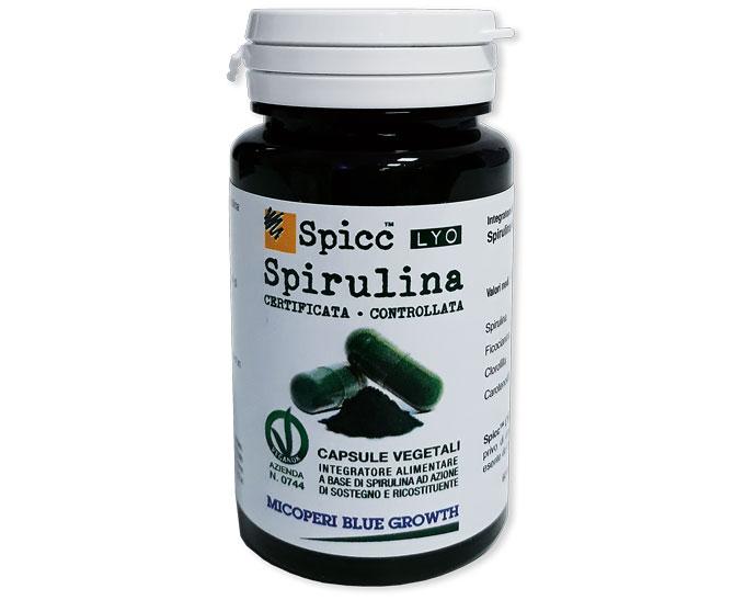 Spicc LYO - 100% Spirulina