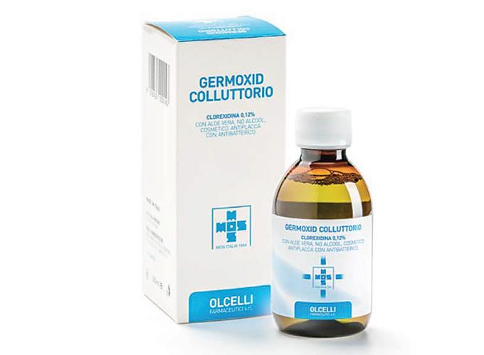 COLLUTORIO Germoxid 0