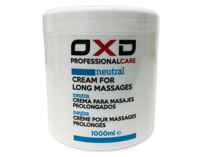 Crema neutra per massaggi lunghi