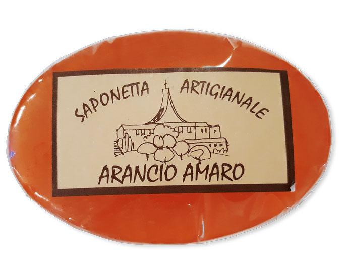 SAPONETTA ARANCIO AMARO