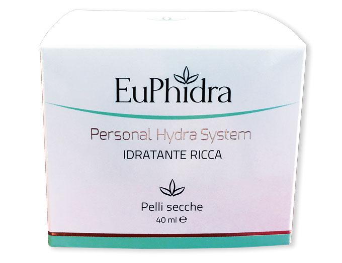 PHS Idratante ricca - Pelli secche