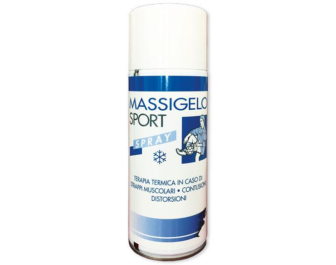 MASSIGELO SPORT Spray