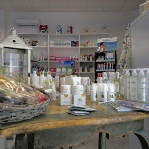 esposizione prodotti in negozio ndr medical lugo