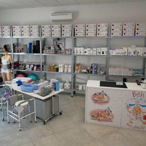 negozio espositivo ndr medical